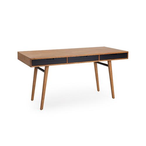 Kancelářský a pracovní stůl Thor. Je z masivu s pěkným designem a možností přizpůsobivosti podle vašeho přání.