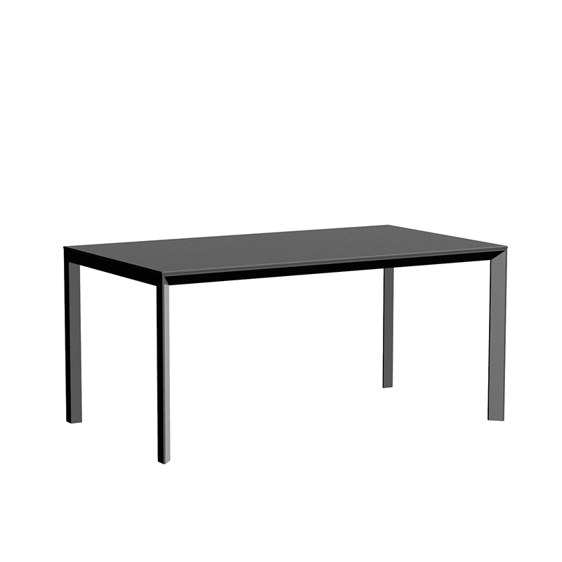 FRAME ALUMINIUM TABLE 140x90x74