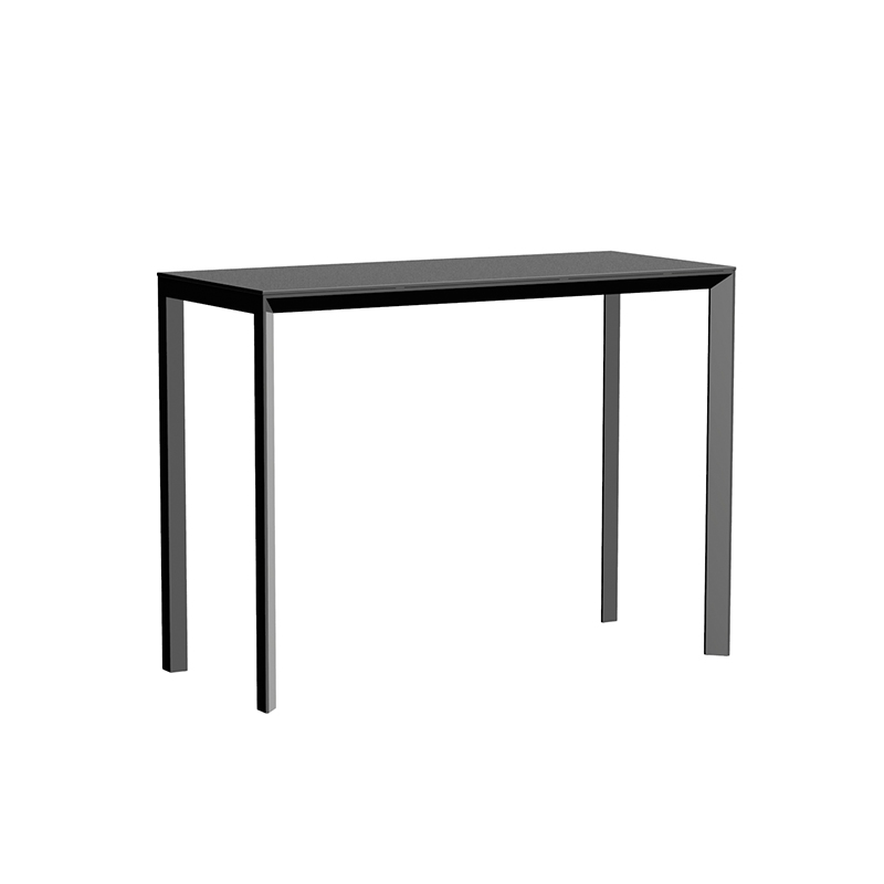 FRAME ALUMINIUM TABLE 140x60x105