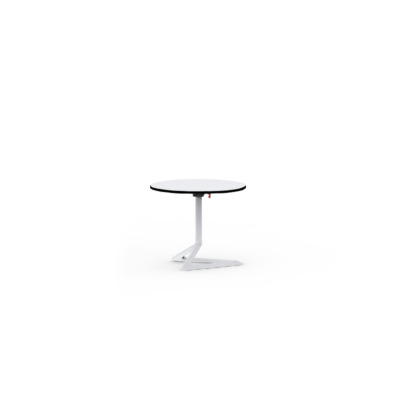 DELTA TABLE BASE h:50cm