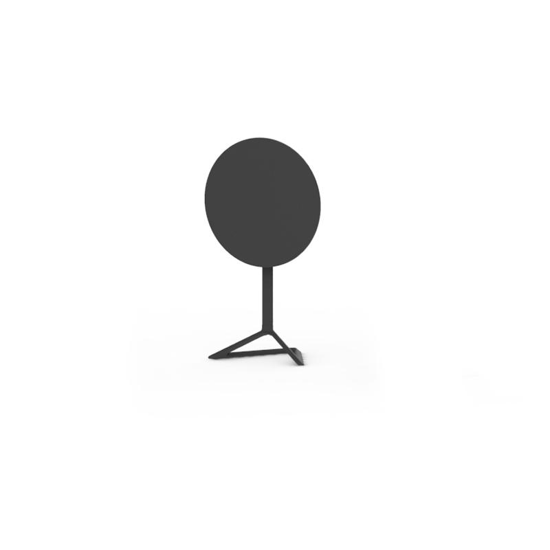DELTA TABLE BASE h:73cm