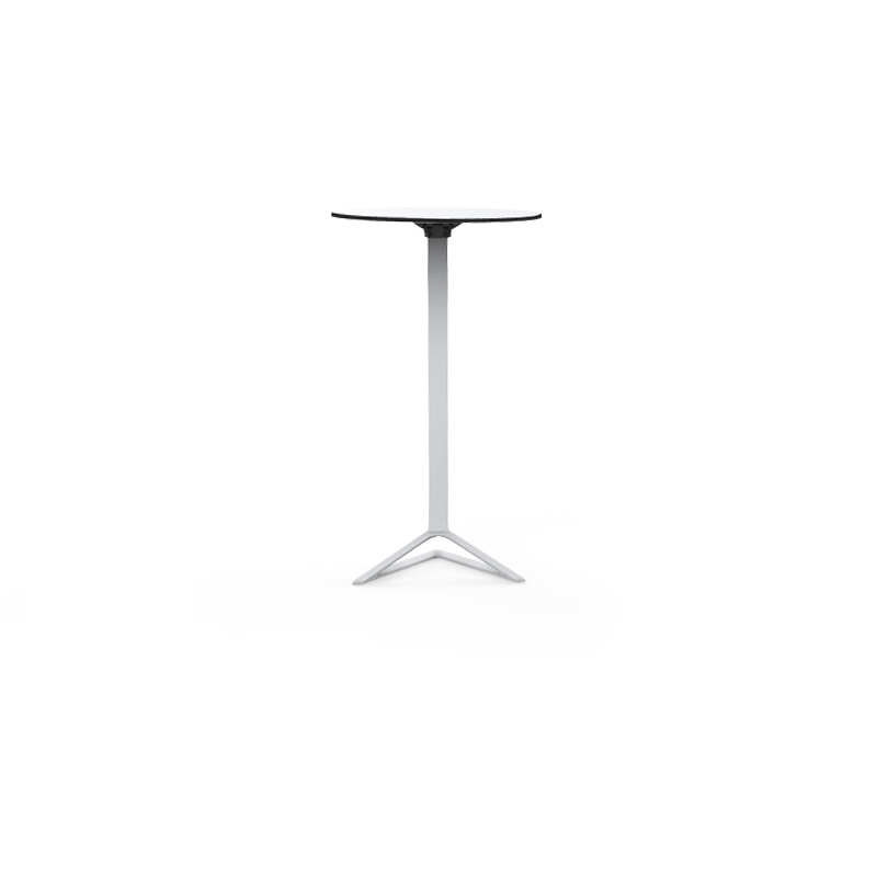 DELTA TABLE BASE h:105cm