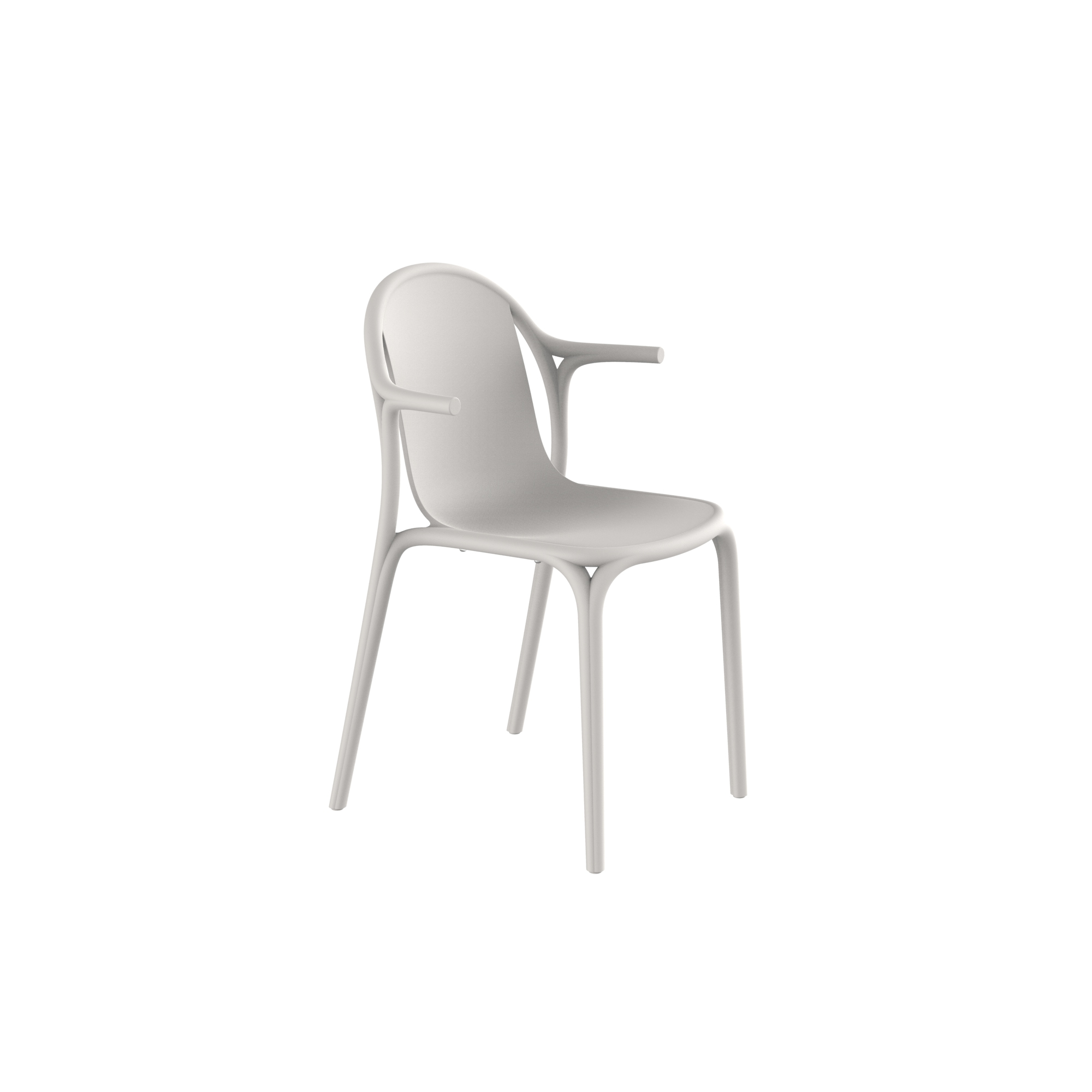 BROOKLYN CHAIR with armrests