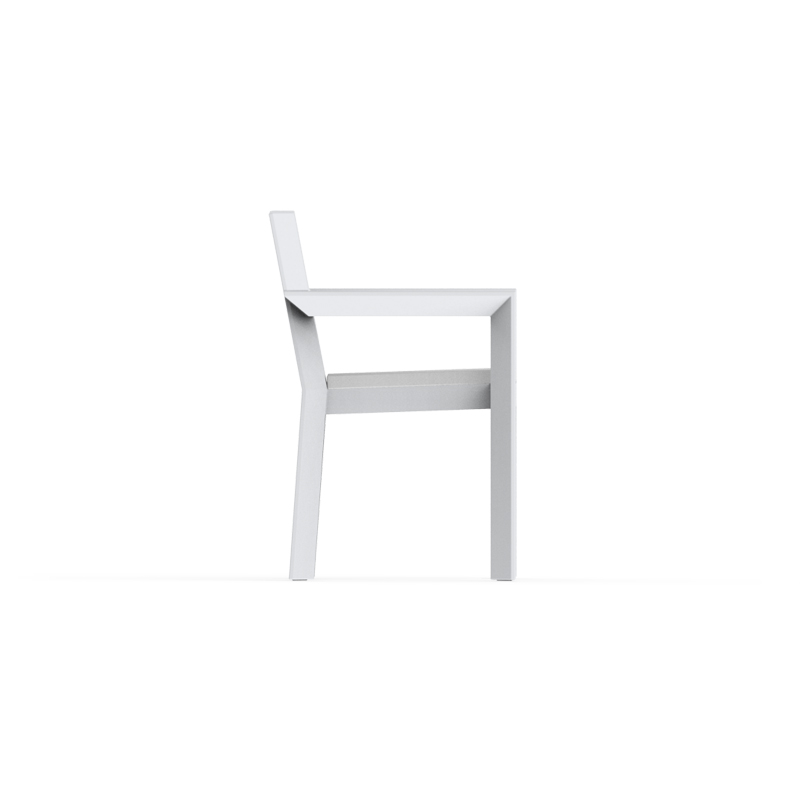 FRAME CHAIR with arms