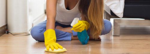 Jak se starat o dřevěnou podlahu, aby dlouho vydržela